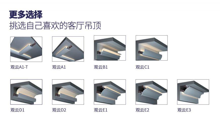 采用来自天然原矿的高强度石膏粉 黄金比例瓷感配方,强度更高